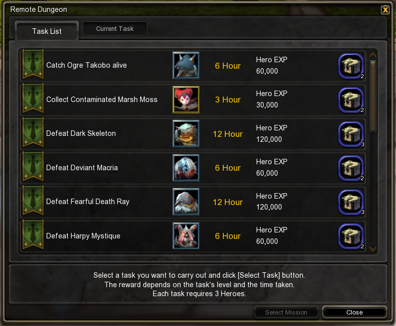 Game Patch(Completed on 10 Jan) Dragon Nest NA